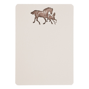 Western Letterpress Notecards