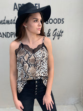 Load image into Gallery viewer, Snake Print Cami