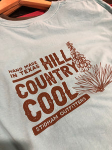 Hill Country Cool in Mint