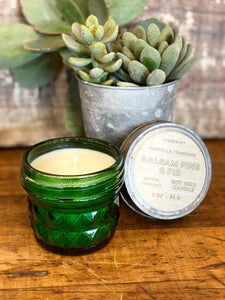 Vintage Relish Jar Candle