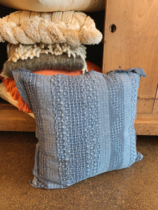 Heathered Waffle Weave Pillow