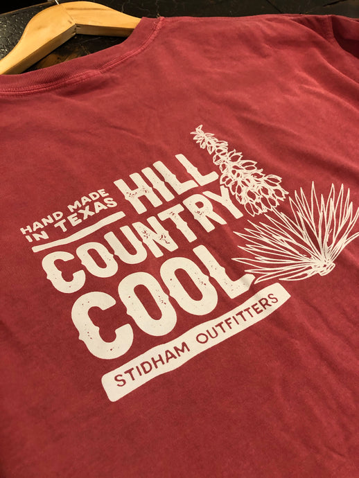 Hill Country Cool in Chili