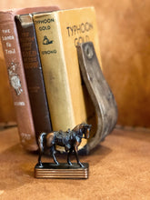 Load image into Gallery viewer, Vintage Brass Horse Paperweight