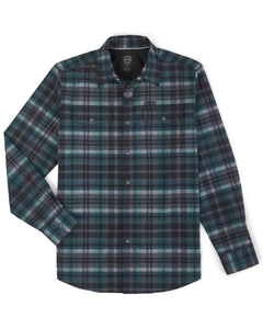 Wrangler Two Pocket Utility Shirt