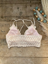 Load image into Gallery viewer, Blush Bralette