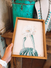 Load image into Gallery viewer, Cactus Print (Large)