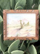 Load image into Gallery viewer, Cactus Painting