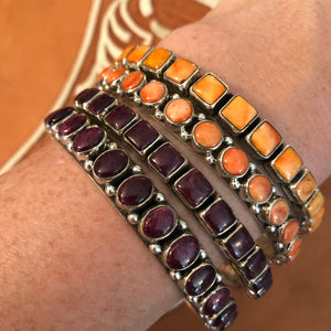 Solid Stone Bangles