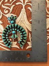 Load image into Gallery viewer, Turquoise Naja Pendant