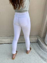 Load image into Gallery viewer, White Skinnys