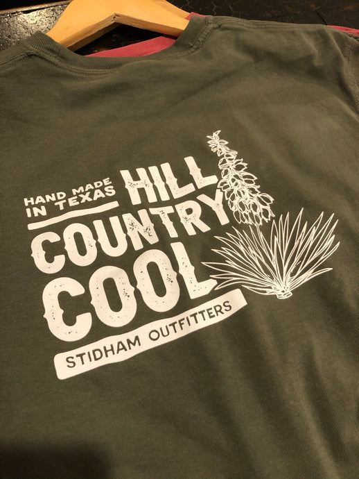 Hill Country Cool in Sage