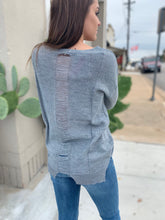 Load image into Gallery viewer, Grey Sweater