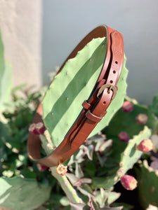 Brown Ranger Belt