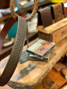 Basket Stamp Ranger Belt