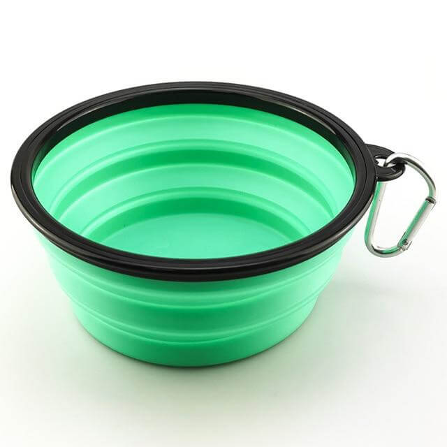 300ML,1000ML Pet Bowl - from 14.66 - Travel Dog Bowls, Pet Bowl Folding Silicone, Dogs Cat Bowls
