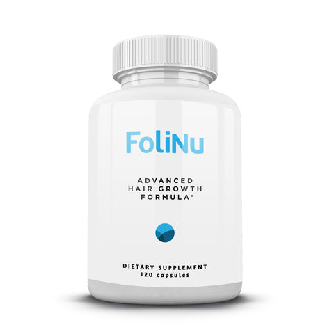 FoliNu Advanced Hair Growth Formula