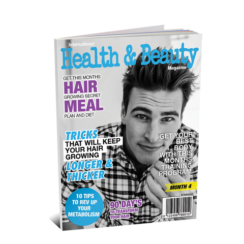 Health and Beauty Month 4 ebook