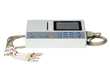 "Load image into Gallery viewer, seca CT8000i 2 - Compact and portable interpretive 12 lead ECG machine with 5"" colour display"
