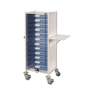 VISTA 120 Trolley with 12 Single Trays