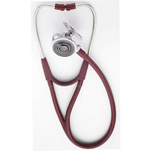 Load image into Gallery viewer, Welch Allyn 5079-322 Harvey DLX, Triple Head Stethoscope - 28""