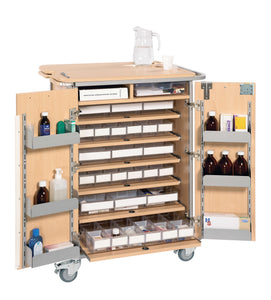 Unit Dosage System (UDS) Trolley - Large