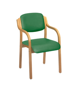 Aurora Visitor Chair With Arms