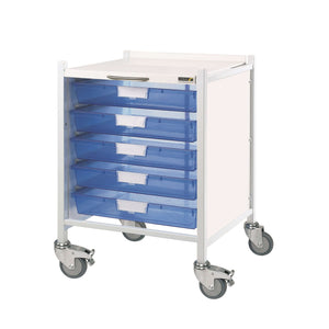 VISTA 40 Trolley - 5 Single Trays