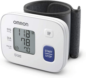 OMRON RS1 Automatic Wrist Blood Pressure Monitor