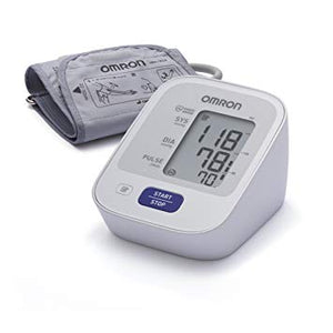 Omron M2 Digital Upper Arm Blood Pressure Monitor - Perfect for home use