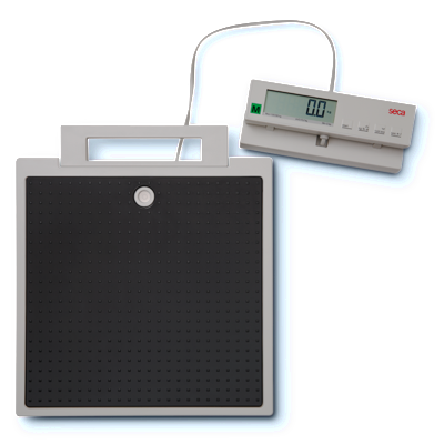 Seca 899 (Flat digital scale with cabled remote display)