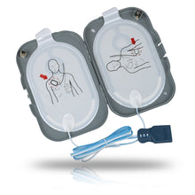 Load image into Gallery viewer, Adult Defibrillator Pads for Heartstart FRx Defibrillator