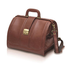Load image into Gallery viewer, Elite Traditional Leather Doctor's Bag