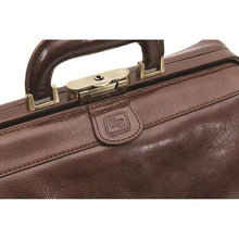 Load image into Gallery viewer, Elite Compact Leather Doctors Bag