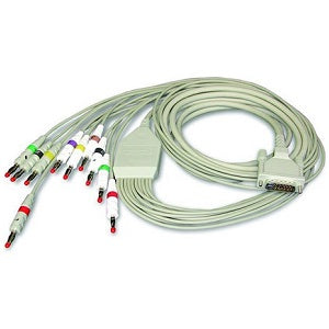 Seca 581 (10-Lead Patient cable for use with Seca ECG Machines)