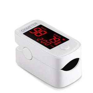 SPO2 Adult Fingertip Pulse Oximeter LED Approved For use within doctors surgery / home use