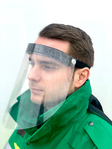 Medical Grade Face Shield x25 units - Protection from COVID-19