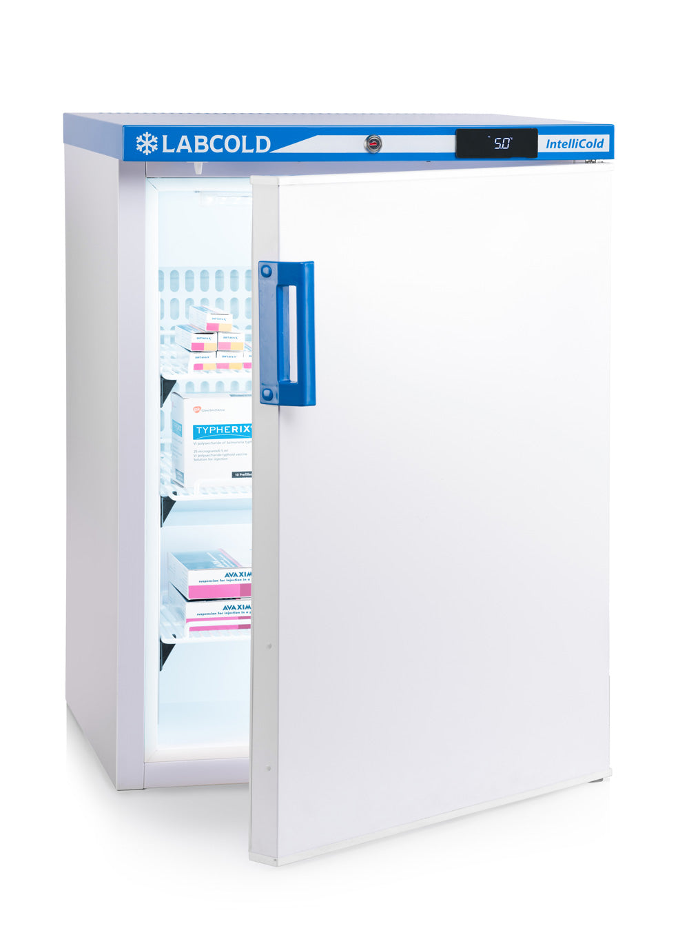 Labcold RLDF0519 Undercounter Solid Door Fridge