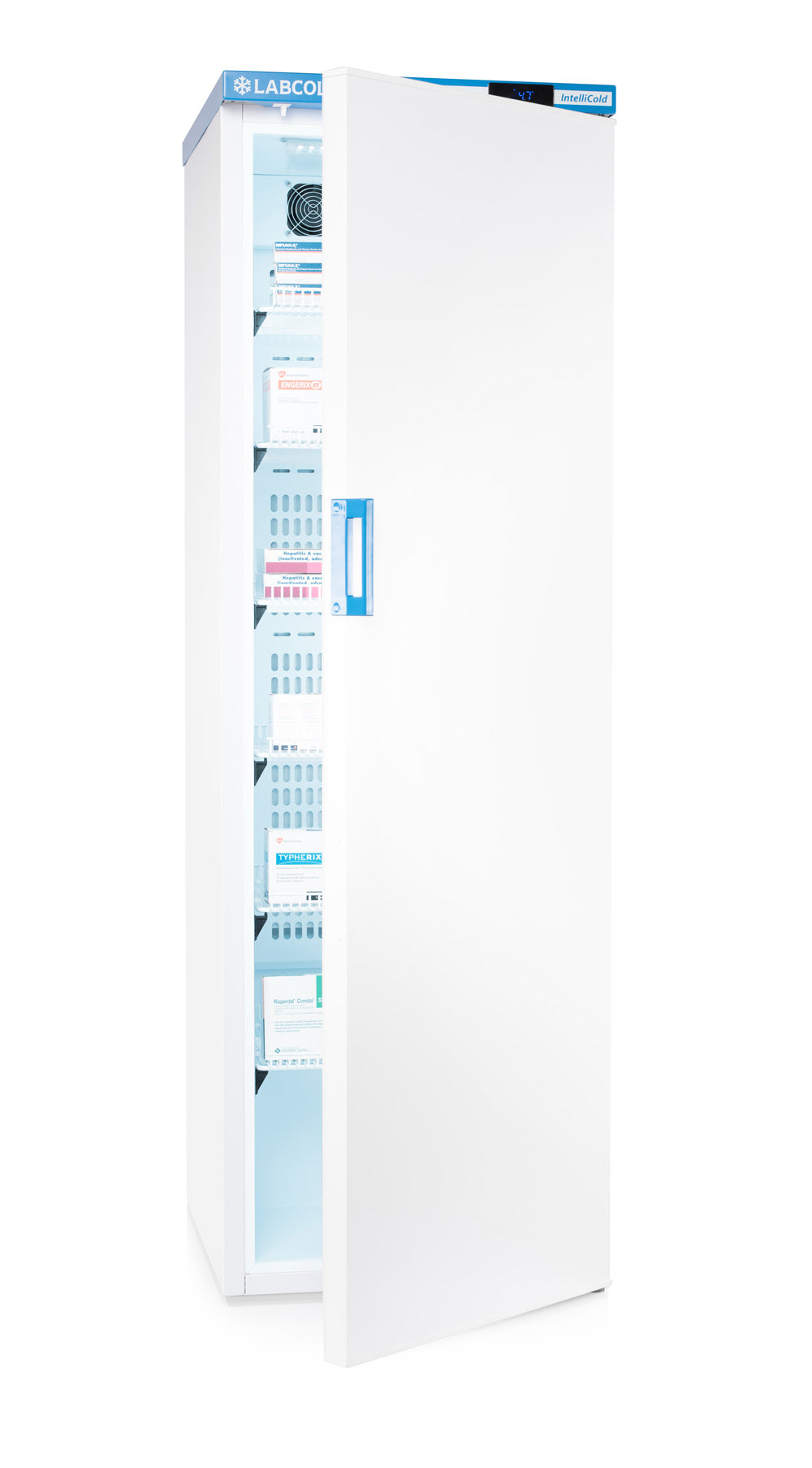 Labcold RLDF1519 Freestanding Solid Door Fridge