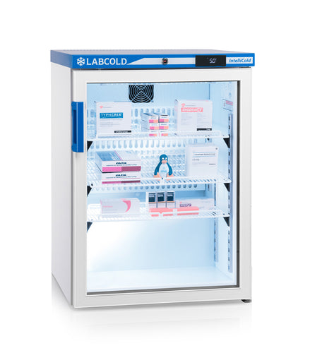 Labcold RLDG0519 Undercounter Glass Door Fridge