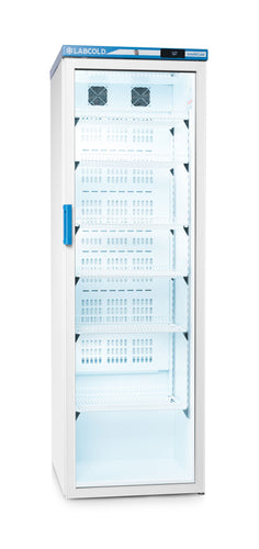 Labcold RLDG1519 Freestanding Glass Door Fridge
