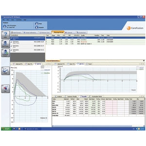 CareFusion Spirometry PC Software (SPCS)