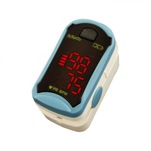 ChoiceMMed MD300C19 Adult Fingertip Pulse Oximeter