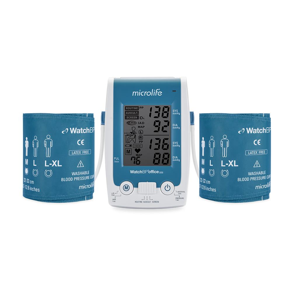 Microlife WatchBP Office AFIB Digital Blood Pressure Monitor