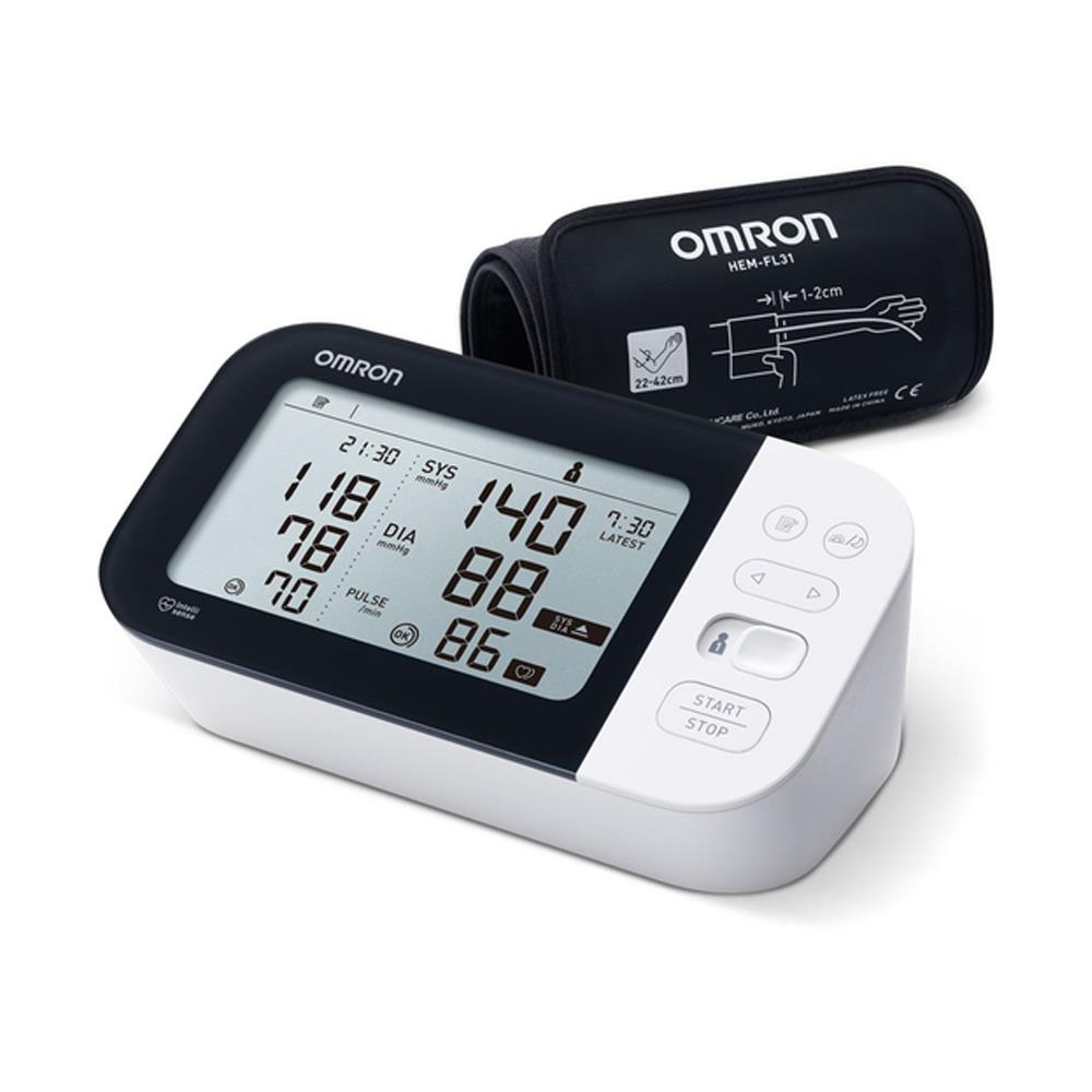 OMRON M7 INTELLI IT Digital Blood Pressure Monitor (New Model)