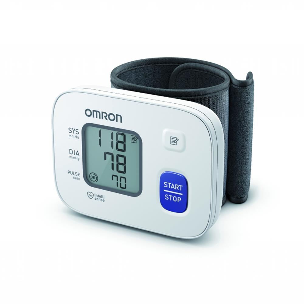 Omron RS2 Wrist Digital Blood Pressure Monitor (New Model)
