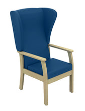Load image into Gallery viewer, Atlas Patient High Back Arm Chair with Wings