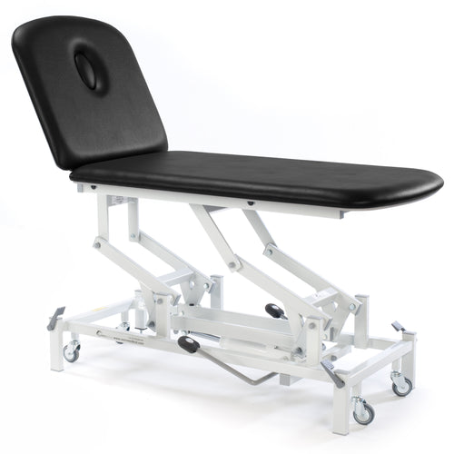 Seers Therapy 2 Section Hydraulic Couch