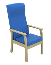 Load image into Gallery viewer, Atlas Patient High Back Arm Chair