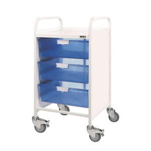 VISTA 50 Trolley - 3 Double Trays