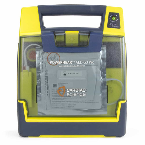 Reconditioned Cardiac Science AED G3